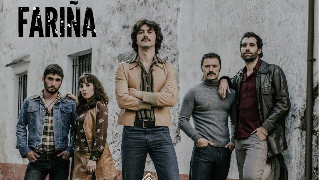 Serie Television Fariña